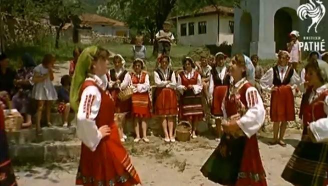 Розобер в Калофер от 1965 г. стана хит в интернет