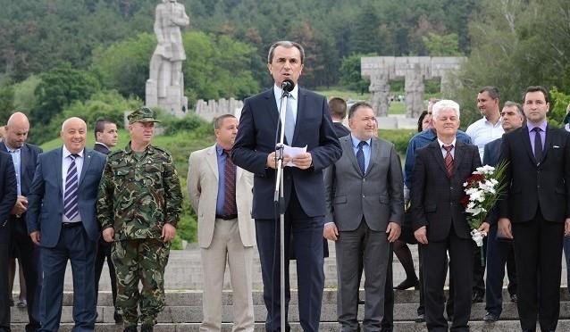 Речта на премиера Орешарски в Калофер по случай 2 юни