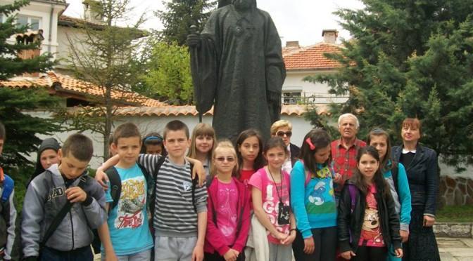Калофер отбелязва 175-годишнината от рождението на екзарх Йосиф I