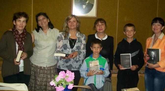 """За втори път в Калофер се проведе литературният фестивал """"Рози и книги"""""""