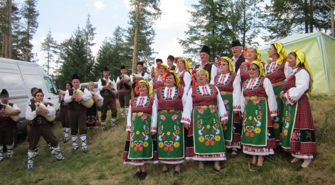 Калоферското участие на Националния събор в Копривщица 2015