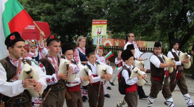 Снимки и видео от възпоменателните чествания по време на Ботевите дни