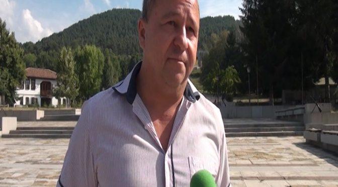 """Започна възстановяването на мемориалния комплекс """"Христо Ботев"""" (ВИДЕО)"""