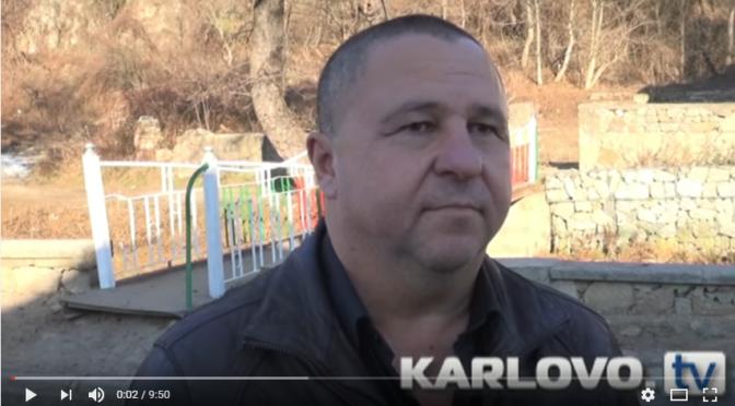 Интервю с кмета на Калофер: Хиляди туристи идват на Богоявление в града
