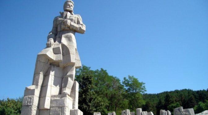 Калофер отбелязва 142 години от героичната гибел на Христо Ботев