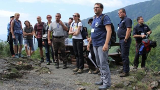 """Немски експерти от Биосферен парк """"Тюрингска гора"""" бяха в Карлово и Калофер"""