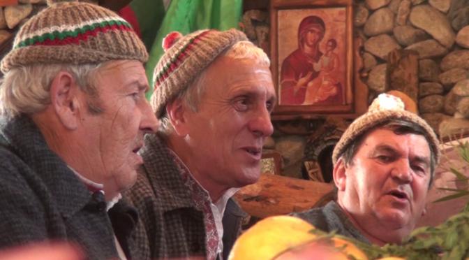 Коледа в Калофер (видео)