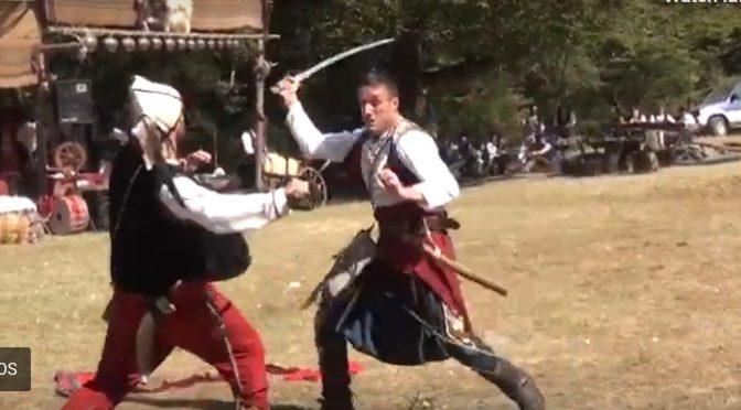"""В Калофер се проведе традиционният събор """"Хайдутът"""" (видео)"""