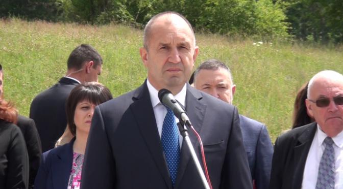Президентът и вицепрезидентът почетоха Христо Ботев в Калофер