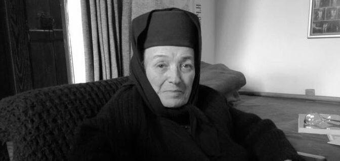 Почина монахиня Валентина, игуменията на Девическия манастир в Калофер